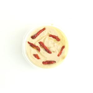 Sun-dried tomato basil Hummus