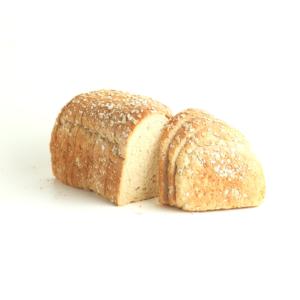 Sliced Rolled Oats Bread